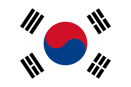 Flag: Korea