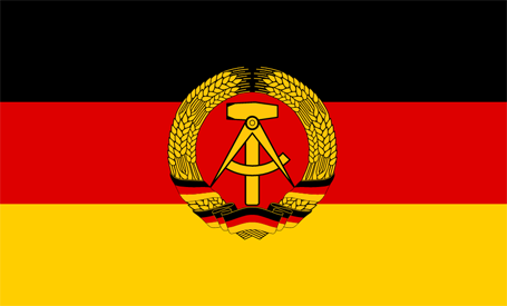 Flag: East Germany